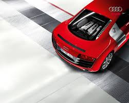 Audi R8 Red - 525 horsepower 2010 audi r8 v10 unveiled in red the torque report