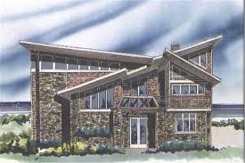 modern prairie house plans modern house plans home design x 04
