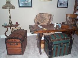 Antique Office Furniture For Sale by Restored Antique Trunks For Sale Largest Worldwide Availability
