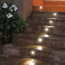 Step Lights Led Outdoor Recessed Outdoor Led Step Lights Led Outdoor Lighting
