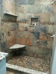custom shower still under construction florida tile u0027s