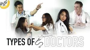 Doctors Types Of Doctors Youtube