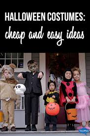 Ideas For Cheap Halloween Costumes Halloween Costumes Cheap And Easy Ideas Cloudmom