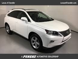 lexus midsize suv 2015 2015 used lexus rx rx 350 at scottsdale ferrari serving phoenix