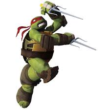 the halloween machine not just halloween costumes and accessories tmnt raphael giant wall decal