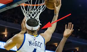basketball headbands warriors fans are wearing rat headbands and javale
