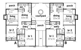 home blueprints family home plans hdviet