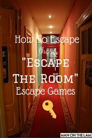 how to escape those