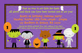 halloween birthday invitations ideas best invitations card ideas