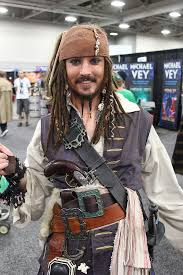 how to create a captain jack sparrow pirate costume jack sparrow makeup transformation cosplay tutorial well this