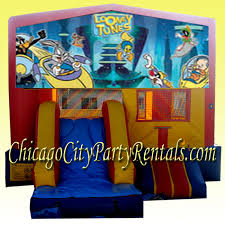 party rentals chicago chicago party rentals moonwalks jumper 3 in 1 combo
