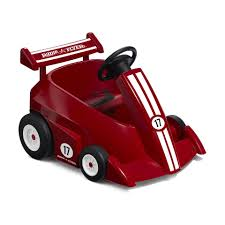 radio flyer grow with me racer 6 volt ride on toys