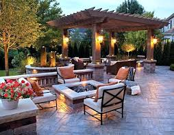 Unique Patio Lights Outdoor Patio Lights And Backyard Patio Dining Umbrella