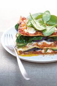 legumes cuisine recette lasagnes aux légumes et à la ricotta