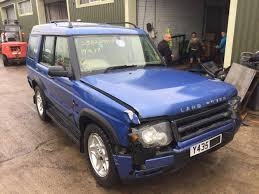 currently breaking 2003 land rover freelander 1 2 0l td4