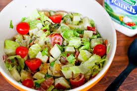 ranch blt potato salad recipe