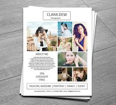 photography flyer template marketing by templatestock with wedding