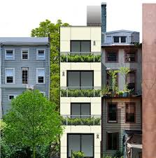 House Pl by Landmarks Rejects Skinny Fort Greene House Because It U0027looks Like