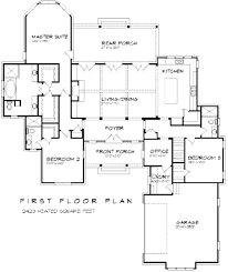 2 Story 4 Bedroom Floor Plans 4 bedroom 1 story house plans excellent ideas curtain new at 4