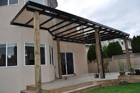 Roof For Patio White Modern Vinyl Pergola Design For Patio Complete With