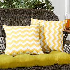 Fall Outdoor Pillows by Amazon Com Greendale Home Fashions 17 In Outdoor Accent Pillow