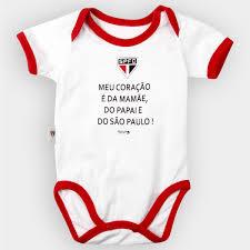Popular Body São Paulo Bebê Meu Coração É - Compre Agora | Netshoes @HI31