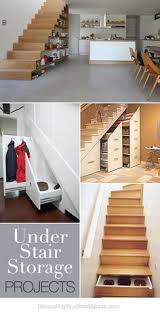 under the stair storage new house pinterest stair storage