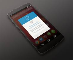android popup android popup ui on behance
