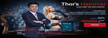 agen jual obat thor hammer palembang agen thors hammer palembang