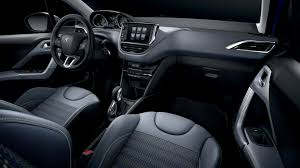 peugeot 3008 2016 interior peugeot 208 new car showroom small car test drive today