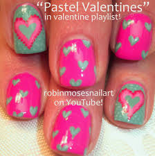 robin moses nail art january 2013
