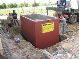 vasche imof modelli vasche imhoff materiali in edilizia vasche imhoff
