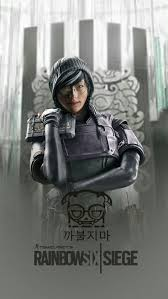 R6 Siege Operation White Noise Ela And Twitch Rainbow Six Siege Dokkaebi Operation White Noise Rainbow Six