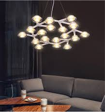 Star Chandeliers Online Shop Modern Simple Personal Creative Rectangle Round Living