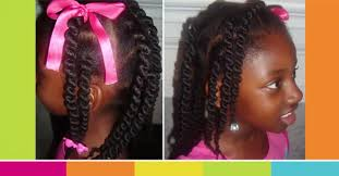 sewing marley hair african box braids styles for kids using sewing weave thread