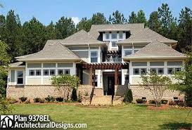 prairie home designs neo classic prairie house plan 9378el architectural designs