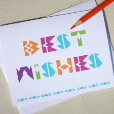 best wishes for wedding card card best wishes greeting card by oh geez design