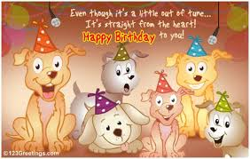 animated birthday cards for facebook animated birthday wishes for