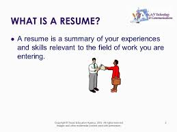 What Is A Resum Resume Writing Commercial Photography What Is A Resume A Resume
