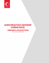 Letter Of Intent To Purchase Property by Lexis Practice Advisor Forms Pack Stock Purchase Pro Buyer