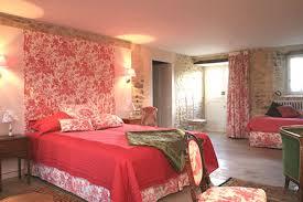chambre toile de jouy domaine d etienville la chambre