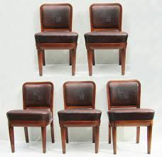 nautical chairs antique nautical cruise ship chairs 1900s set of 5 for sale at