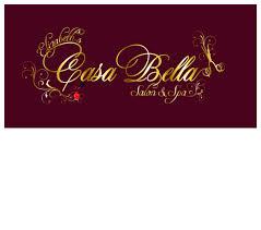 Salon Invitation Card Elizabeth U0027s Casa Bella Salon Sacramento A List