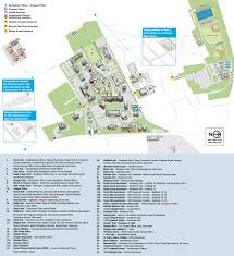 U Of A Campus Map University Of New Haven Campus Map