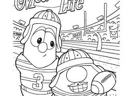 16 veggie tales christmas coloring pages veggie tales saint