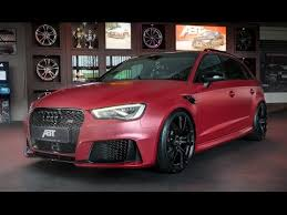 audi rs3 sportback for sale usa abt audi rs3 superhatch boosted to 443 hp 550 nm