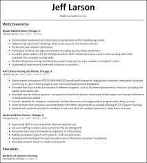 A Job Resume Example by Admin Resumesamples