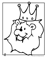 free printable lion coloring pages for kids clipart best clipart