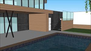 philippines native house designs and floor plans contemporary wood and stone houses half concrete house design