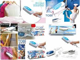 Tobi travel steamer iron for clothes online shopping in pakistan